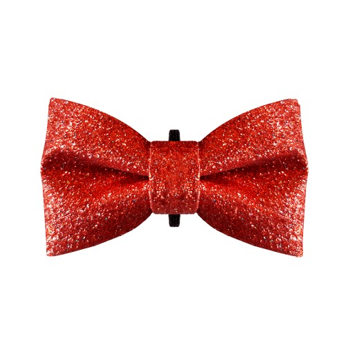 Stardust Bow Tie - Red