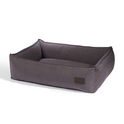 MiaCara Divano Box Bed, Blackberry
