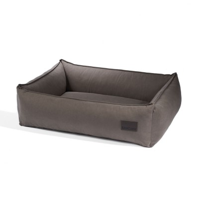 MiaCara Divano Box Bed, Mud